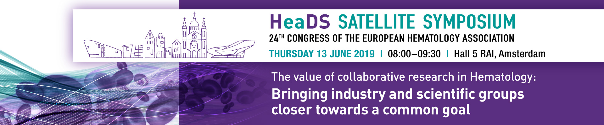 HeaDS EHA 2019 Satellite Symposium